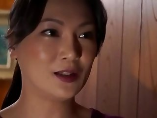 Horny Japanese Mom Fucks Her Son In The Kitchen link for more: