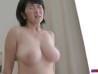 mom is addicted to son'_s cock
