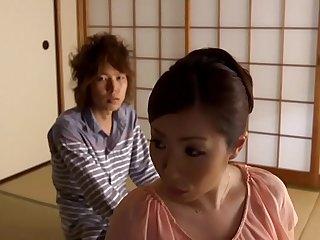 stepmom japanese fuck son  FULL VIDEO HD